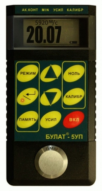 Ультразвуковой толщиномер Булат-5УП