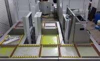 Полуавтоматизированная линия капиллярного контроля